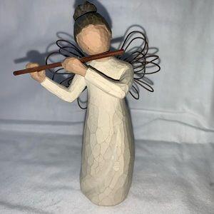 Angel of harmony willow tree figurine